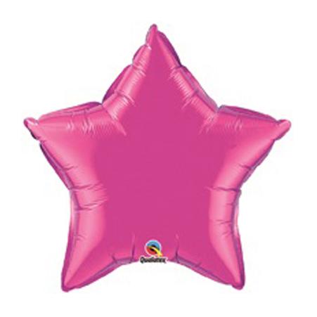 Folienballon Stern