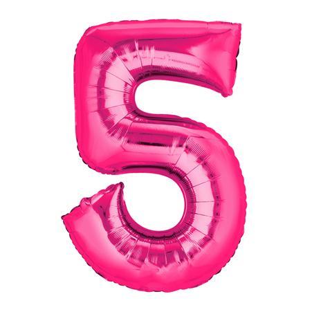 Zahl Pink