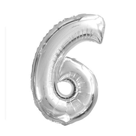 Zahl Silber