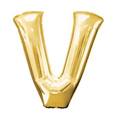 Buchstabe Gold