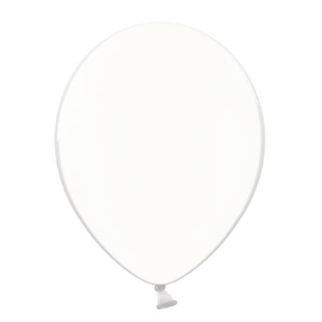 Latexballon Kristall