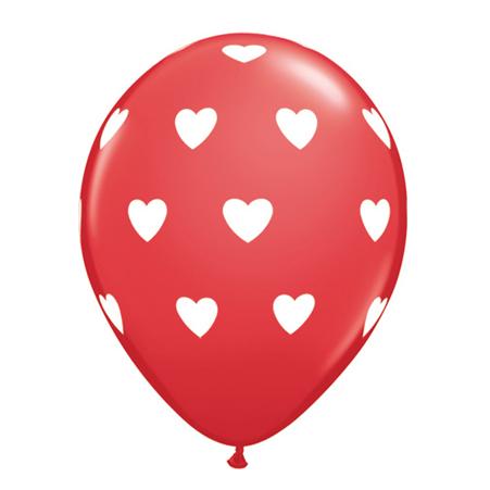 Latexballons Motiv