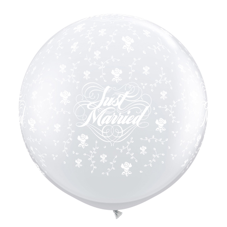 Riesenballon mit Motiv (Latex)